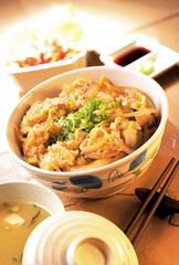 Japanese karaage chicken set