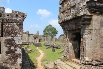 Cambodia. Preah Vihear Temple . Preah Vihear Provice. Siem Reap.