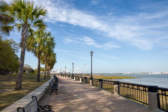 Waterfront Park in Charleston, SC