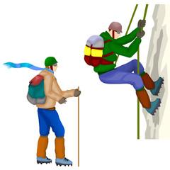 climber character