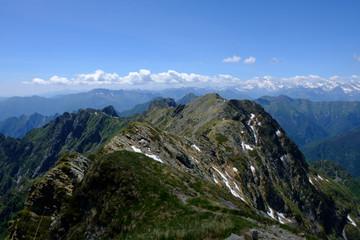 Cima della Laurasca, Parco Naturale della Valgrande