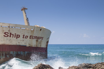 Ship to Europe