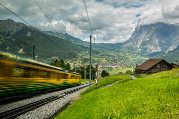 Direction Grindelwald