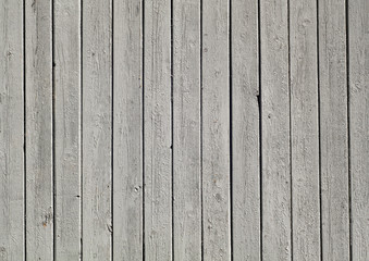Gray color painted wooden plank pattern.