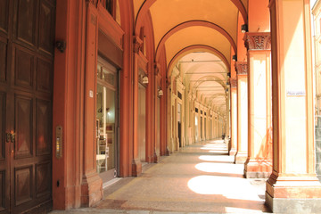 Portico in Bologna 1
