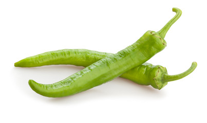 Canvas Prints Hot chili peppers green chili peppers
