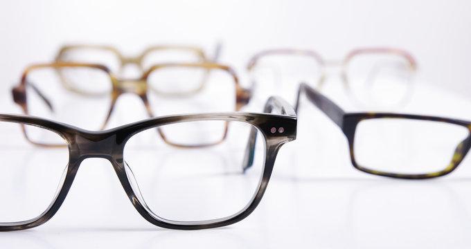 Brillengestell, Brille