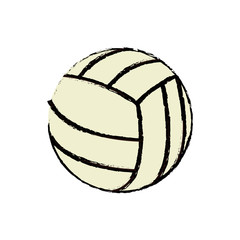 volleyball ball sport competition element