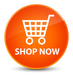 Shop now elegant orange round button
