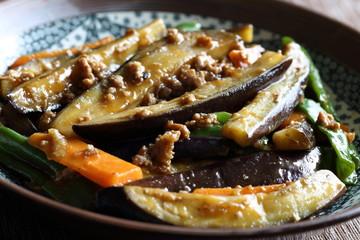 Foto: 麻婆茄子 Mapo eggplant