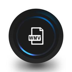 Wmv file icon.