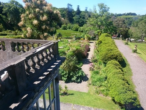 Bantry Gardens West Cork Ireland