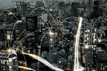 Stadt Netzwerk