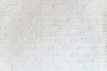 Old white brick wall - Retro or Loft style for the interior decoration