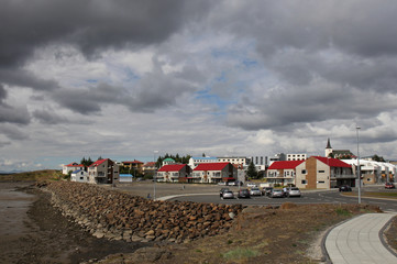 Borganes, Iceland