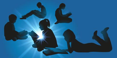 lecture - enfant - livre - lire - littérature - ado - adolescent - éducation