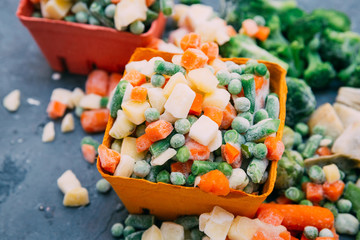 Frozen vegetables Mexican mix