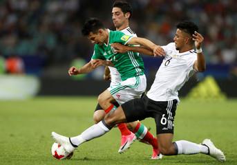 Germany v Mexico - FIFA Confederations Cup Russia 2017 - Semi Final