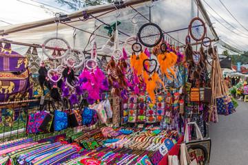 markt auf Samui