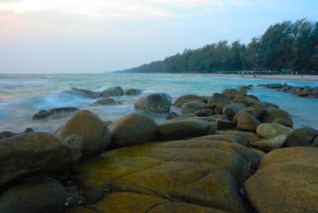 sea scape ,thailand