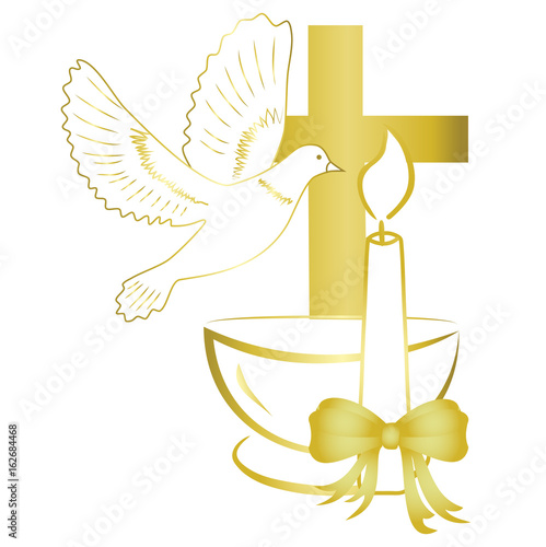 baptism symbol www pixshark com images galleries with saint gobain logo vector saint free vector