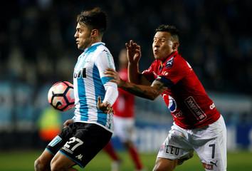 Soccer Football - Copa Sudamericana -Racing Club v Independiente Medellin