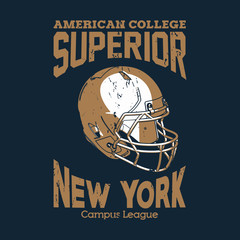 New York Strength League Poster