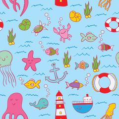 Maritime Seamless Design Pattern