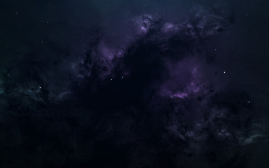 Science fiction space wallpaper, incredibly beautiful planets, galaxies, dark and cold beauty of...