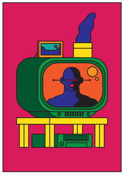 Tube Television