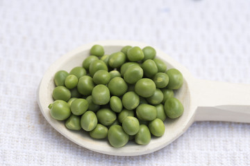 Organic peas. The pea is most commonly the small spherical seed or the seed-pod of the pod fruit Pisum sativum