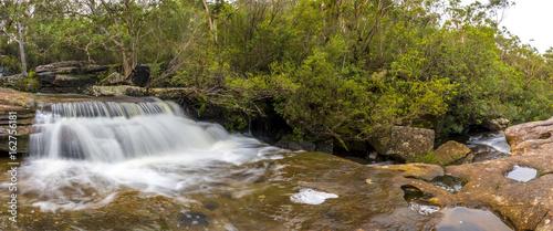 Small waterfalls near Sydney