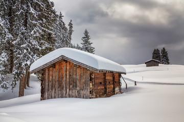 Winterhütten