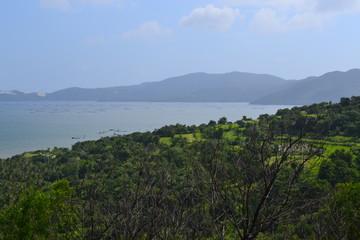 ocean view in vietnam