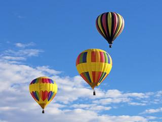 Hot Air Ballooning - Albuquerque , New Mexico