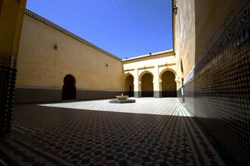 Tuinposter Algerije mosquée maroc