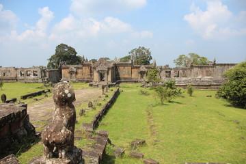 Cambodia. Preah Vihear Temple. Prean Vihear Prowince. Siem Reap.