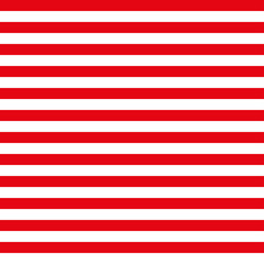 vector 4th of July seamless pattern with red and white stripes