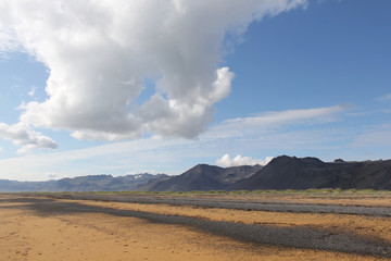Snaefellsnes, Langaholt, Iceland