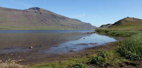 Vatnsdalsholar, Iceland