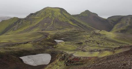 Ljótipollur, Iceland