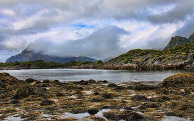 Kabelvag, Lofoten Islands, Norway