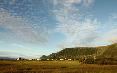 Laukvik, Lofoten Islands, Norway