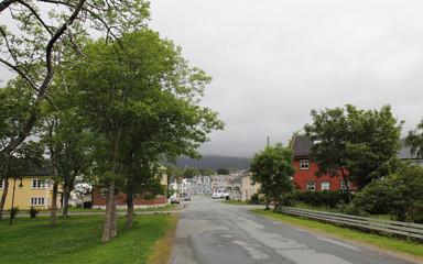Kabelvag, Lofoten, Norway