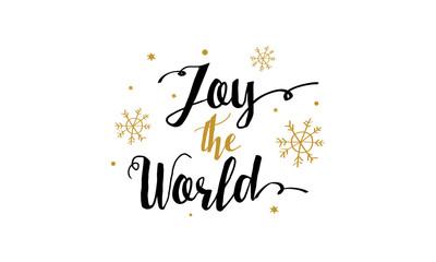 joy the world white background 01