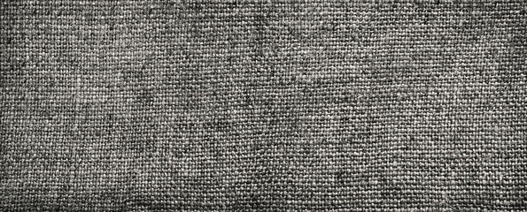 Texture of jute. Panorama, Background.