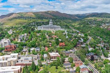 Utah State Capitol, USA