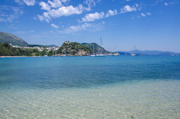 Parga - Valtos Beach - Ionian Sea - Preveza, Epirus, Greece