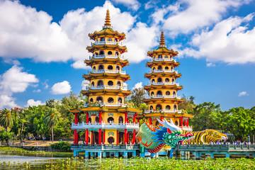 Kaohsiung, Taiwan Lotus Pond
