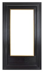 Wooden frame for paintings, mirrors or photos or background